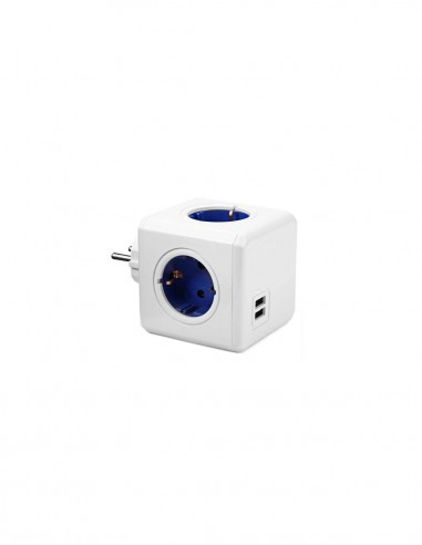 Multiprise cube avec caméra Wifi Full...